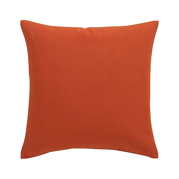 "Brinkley Pumpkin 18"" Pillow"