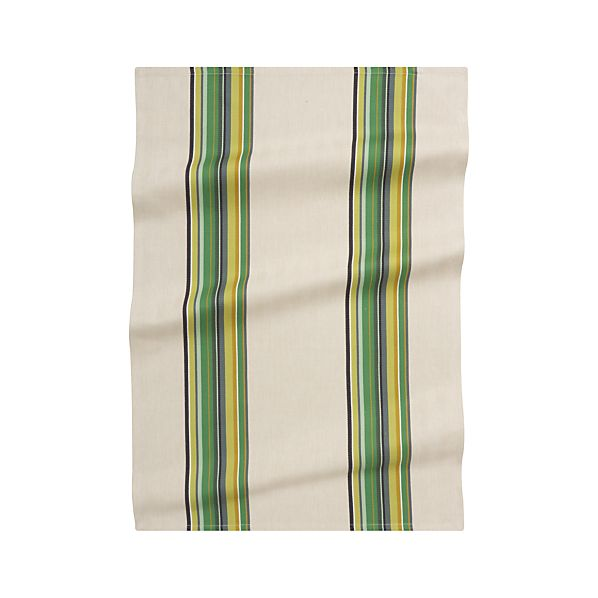 Brooklyn Green Dishtowel