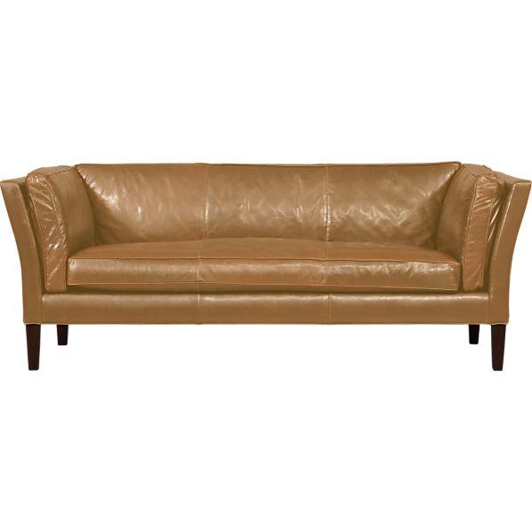 Brooks Leather Sofa