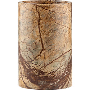 Brown Marble Wine Cooler