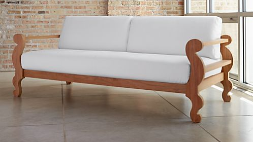 Brush Apartment Sofa