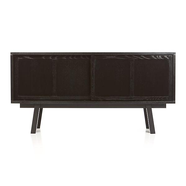 Bryant Black Large Sideboard