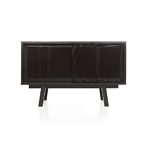 Bryant Black Small Sideboard