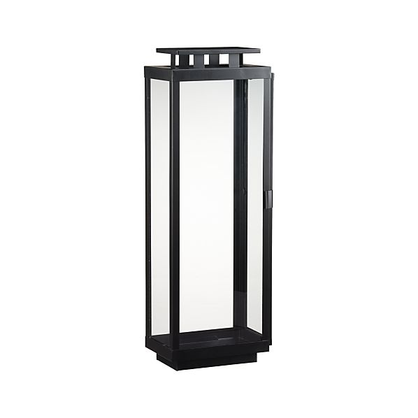 Brynn Large Rectangular Lantern