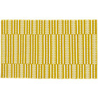 Bucato Yellow Rug.