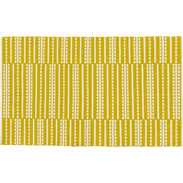 Bucato Yellow Rug