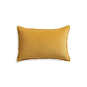 "Buckley Maize 24""x16"" Pillow"