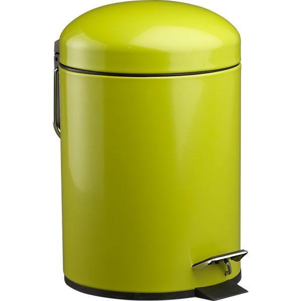 Green Bullet 1.3-Gallon Trash Can