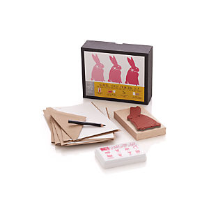 Bunny Stamp Kit