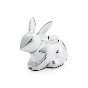 Bunny Tea Light Candle Holder