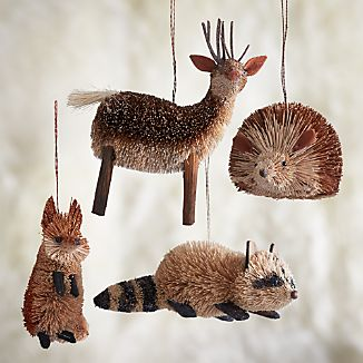 Buri Animal Ornaments