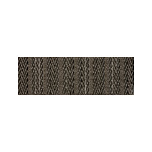 Butler Chevron Indoor-Outdoor 2.5'x8' Rug Runner