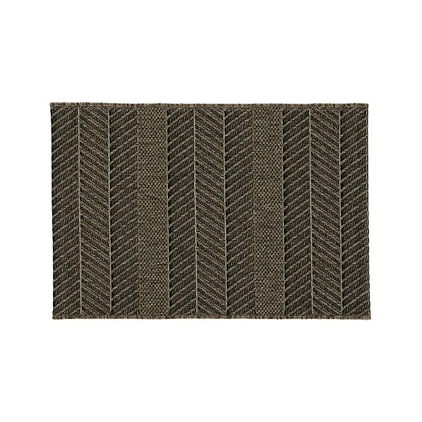 Butler Chevron Indoor-Outdoor 2'x3' Rug