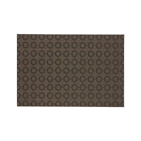 Butler Circles Indoor-Outdoor 6'x9' Rug