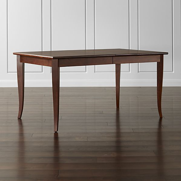 Cabria Honey Brown Extension Dining Table