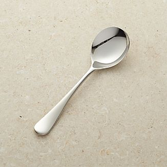 Caesna Round Soup Spoon