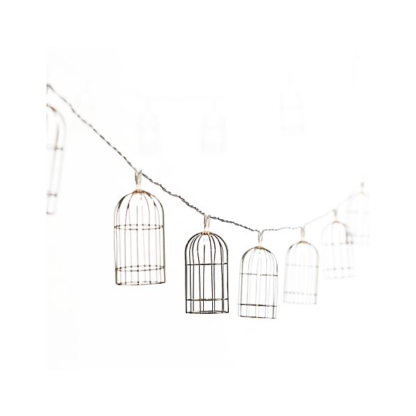 Cage String Lights