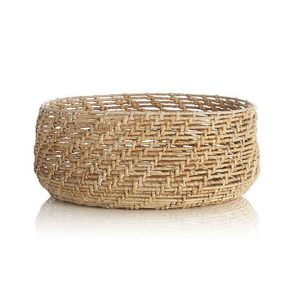 Caitlin Round Basket