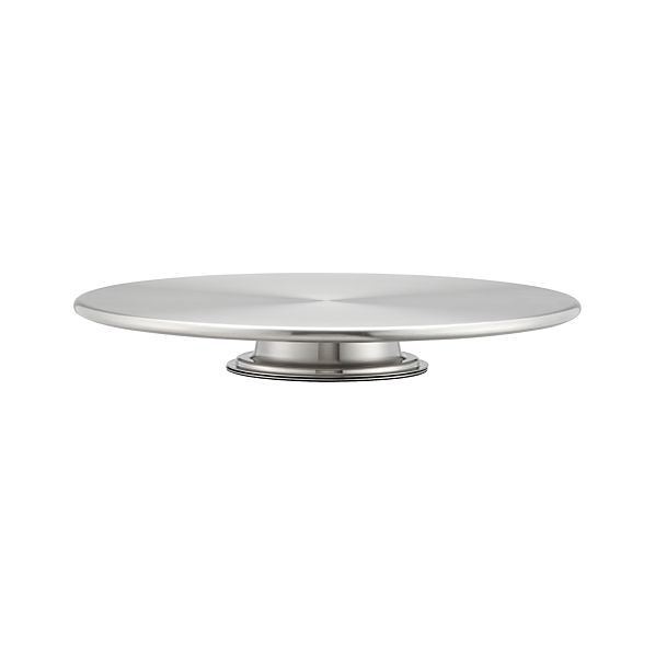 Stainless Steel Cake Decorating Pedestal