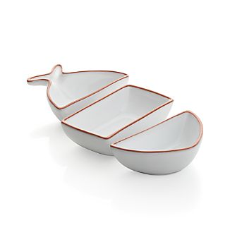 Calisto 3-Part Fish Dish