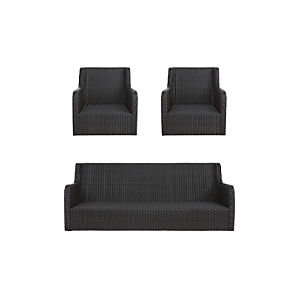 Calistoga 3-Piece Lounge Set