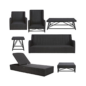 Calistoga 7-Piece Lounge Set