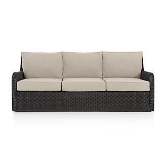 Calistoga Sofa with Sunbrella ® Cushion