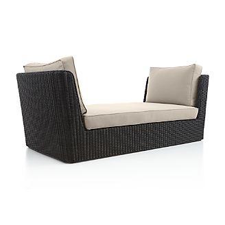 Calistoga Daybed with Sunbrella ® Cushion