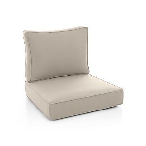 Calistoga Sunbrella ® Swivel Lounge Chair Cushion