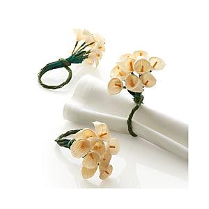 Calla Lilies Napkin Ring