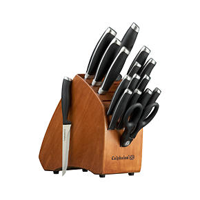 Calphalon® Contemporary 17-Piece Block Set