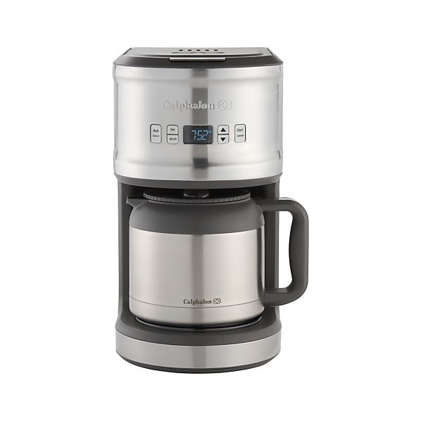 Calphalon ® 10 Cup Thermal Coffee Maker