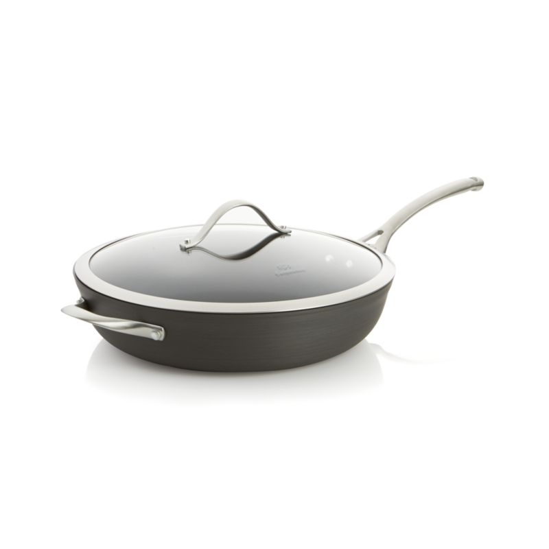 Calphalon® Contemporary Nonstick Deep Skillet with Lid