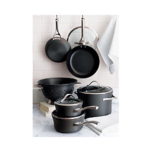 Calphalon® Contemporary® Nonstick 9-Piece Cookware Set with Bonus