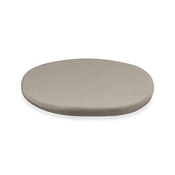 Calypso Sunbrella ® Stone Swivel Lounge Chair Cushion