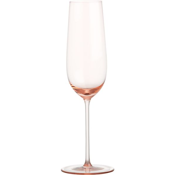 Cameo Champagne Glass