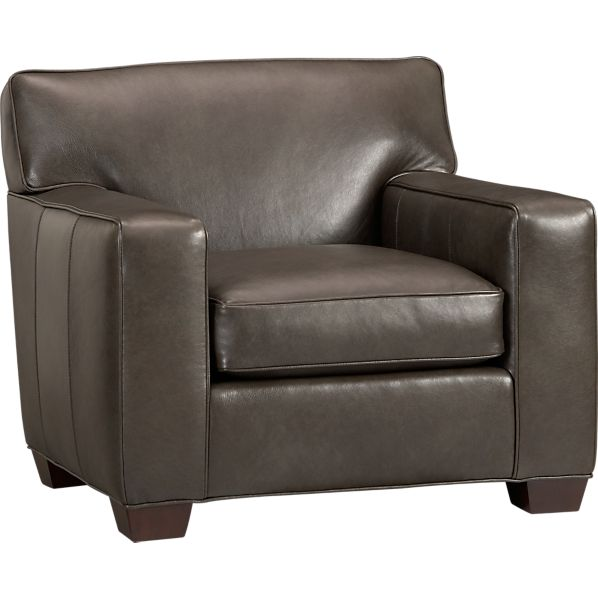 Cameron Leather Chair