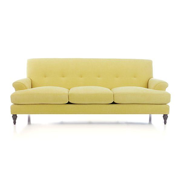 Camilla 3-Seat Sofa