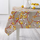 "Camilla Linen 60""x90"" Tablecloth"