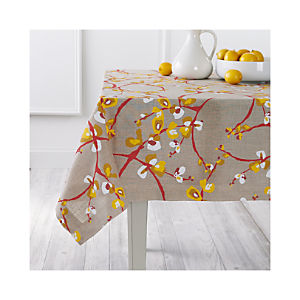 Camilla Linen Tablecloth