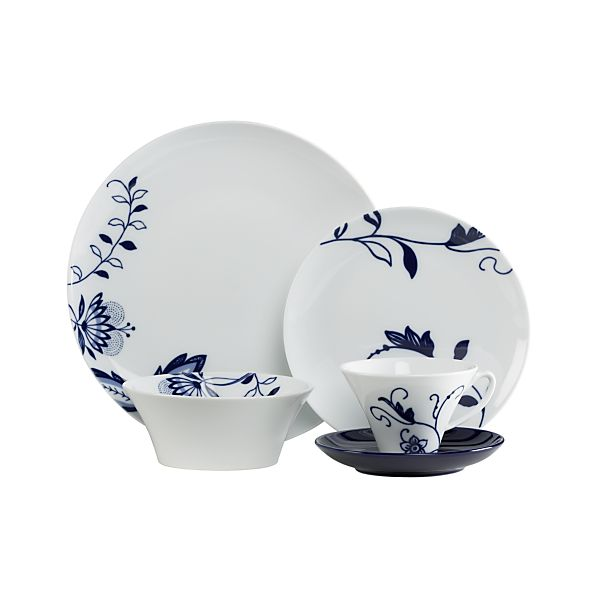Camille 20-Piece Dinnerware Set