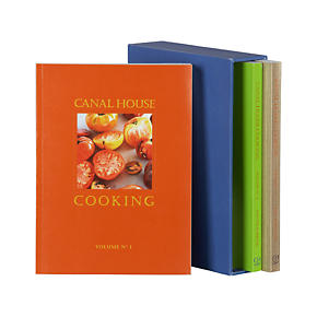 Canal House Cooking Set Volumes 1-3