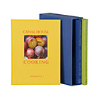 """Canal House Cooking Set Volumes 4-6"". 7""x9.4"""