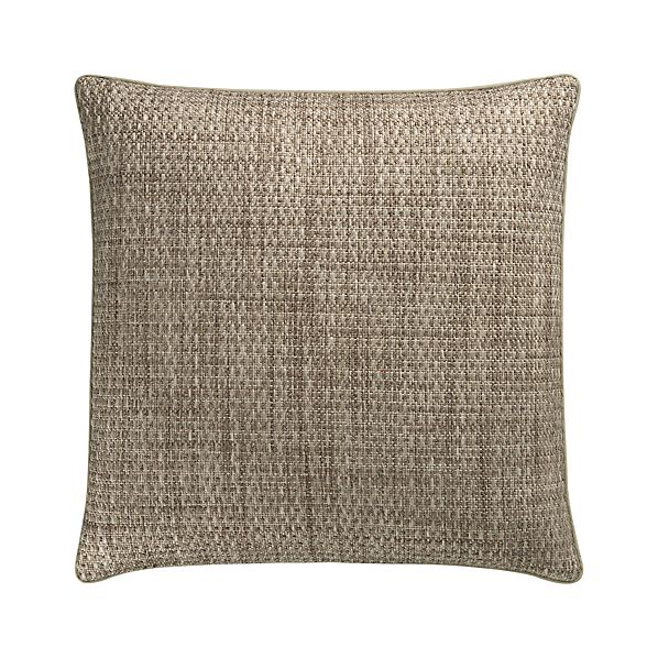 "Caney Stone 20"" sq. Pillow"
