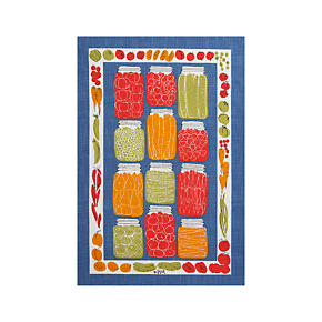 Vera Neumann Canning Dishtowel