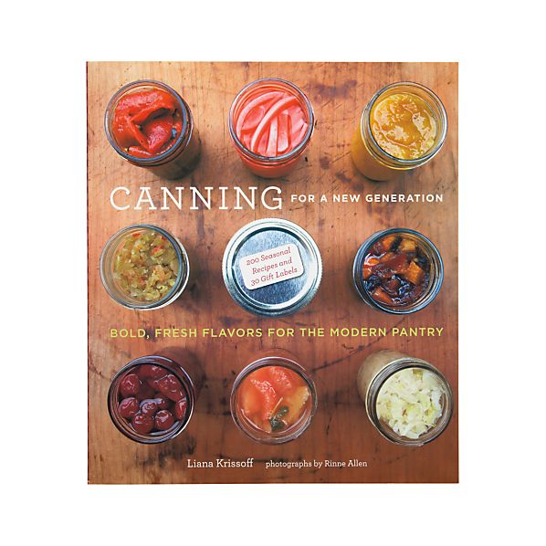 """Canning For A New Generation"""