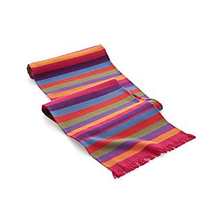 Cantina Stripe Table Runner