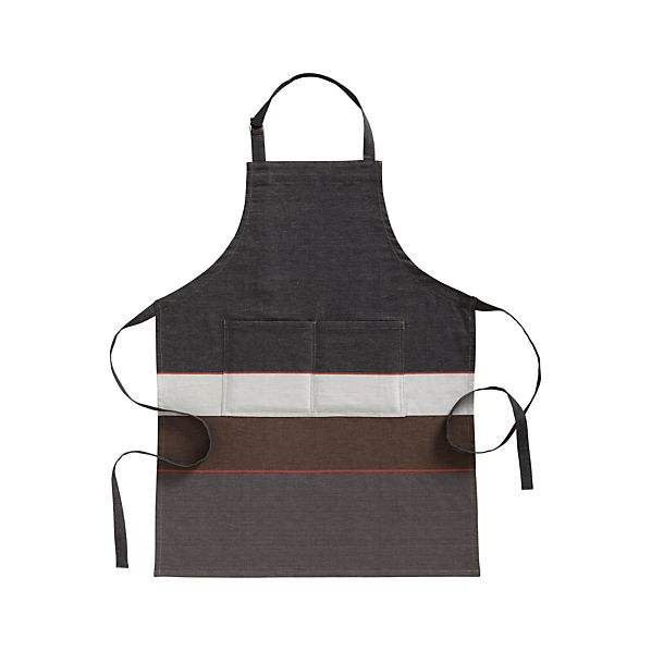Canyon Stripe Apron