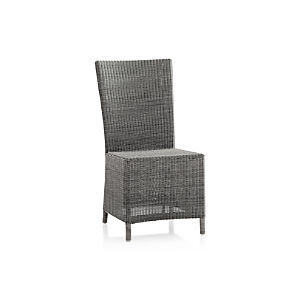 Captiva Grey Side Chair