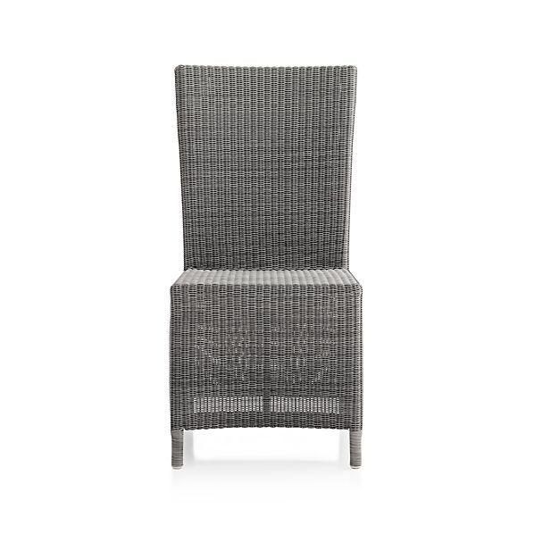 Captiva Grey Side Chair